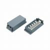 三和電気工業 クリップターミナル式 電子・デジタルボタン電話用端子板(20心) 2C-205T