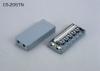 三和電気工業 クリップ・ネジ式 電子・デジタルボタン電話用端子板 Nシリーズ(20心) CS-205TN