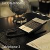JACOB JENSEN ヤコブイェンセン T-3 Telephone 3 (電話機 テレフォン) ディスプレイ搭載 壁掛け対応 スタンド付属 電源コード不要 JJN-01-010