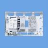 WTJ5666:マルチメディアポート Sギガ(10/100M/1Gスイッチング HUB)(8分配機能付双方向CATV/UHF・BS・110度 CSブースタ)(光コンセント)