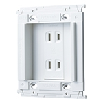 WTL40944W:アドバンスシリーズホーム保安灯専用埋込コンセント(セラミックホワイト)