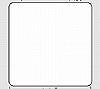 (在庫あり)[フルコート加工] 新金属カバープレート [2型](取付枠付)2連