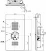 BV961401HK:総合盤 内器 P型1級
