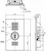 BV962401HK:総合盤 内器 P型2級