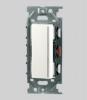 NKW01009PW:NKシリーズ|3路ガイドランプ付スイッチシングルセット 色:白