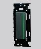 NKW01009SB:NKシリーズ|3路ガイドランプ付スイッチシングルセット 色:黒