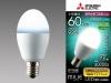 LDA8N−G−E17/60/S:LED電球 口金:E17 昼白色