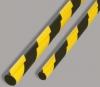 マサル工業:ケーブル標識・保護カバー-オーバーラップタイプ(トラ)