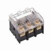 TBZ-042:【TBZ】ブレーカ用端子台(直締端子形) 極数2P 定格通電電流40A