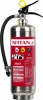 NKNL-2S:強化液(中性)消火器 3.0L リサイクルシール付