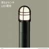 XLGEJ552HK:LEDエントランスライト(電球色)地中埋込型 防雨型・明るさセンサ付/地上高1000mm 白熱電球40形1灯器具相当 40形